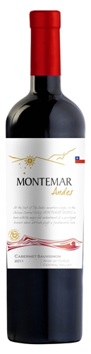 MONTEMAR ANDES Cabernet Sauvignon - Central Valley